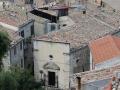 Vista della Chiesa dall'alto