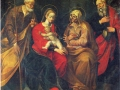 Sacra Famiglia con Sant'Anna e San Gioacchino